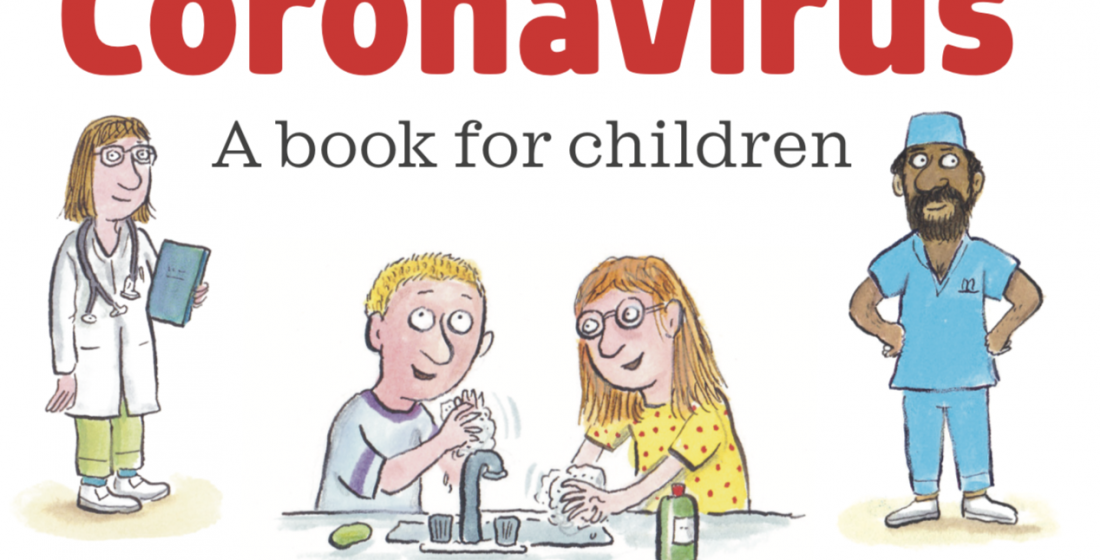 Front cover of Coronavirus - A book
