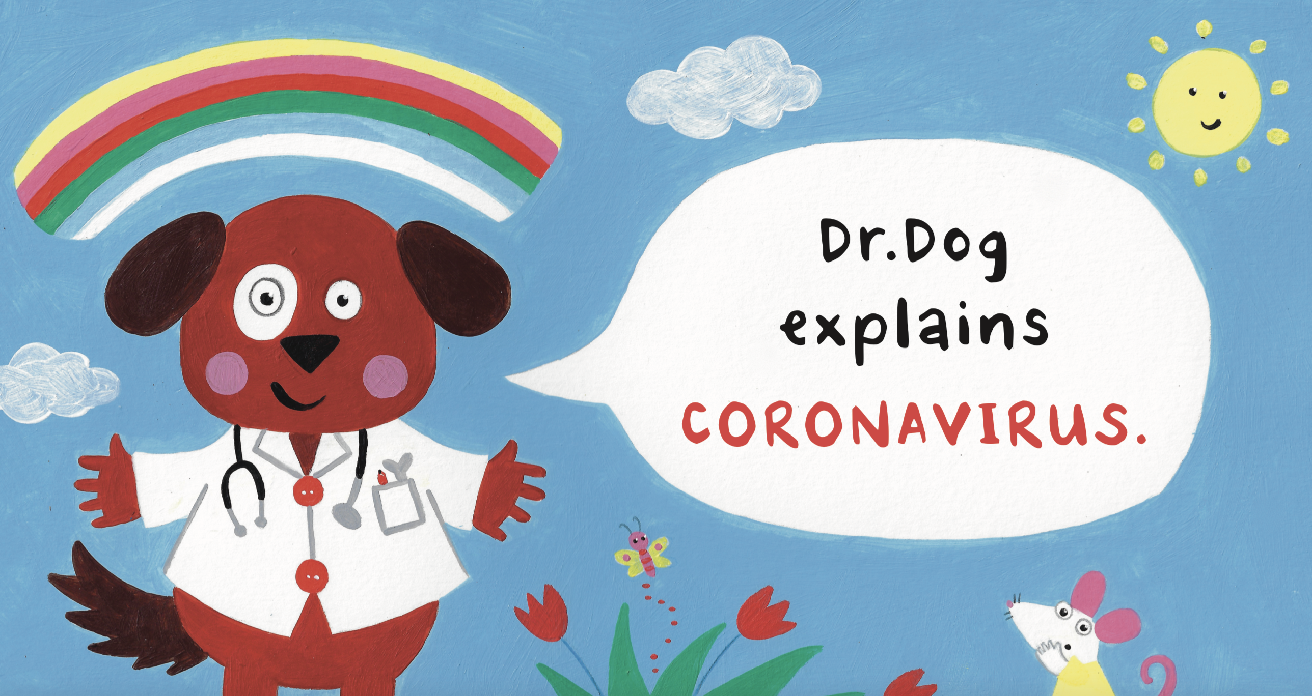 Dr Dog Book Cover